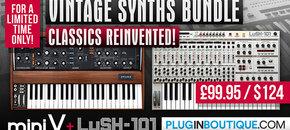 620 pib vintage synths bundle