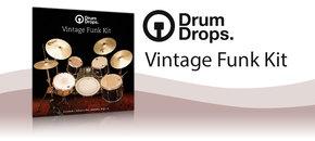 Drumdrops vintagefunkkit pluginboutique