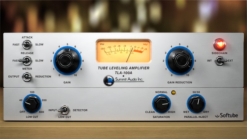 content tla100 hires6 pluginboutique2 - Softube Volume 1 Upgrade from Summit Audio EQF-100