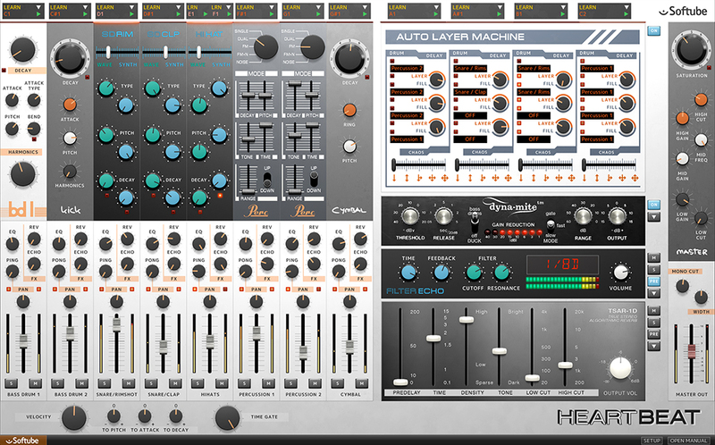 content heartbeat hires screenshot pluginboutique 1 - Softube Volume 1 Upgrade from Summit Audio EQF-100