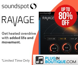 Soundspot ravage 300x250 pluginboutique