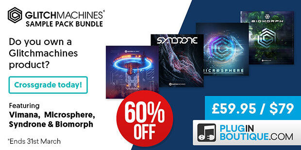 Glitchmachinesbundle 60 pluginboutique