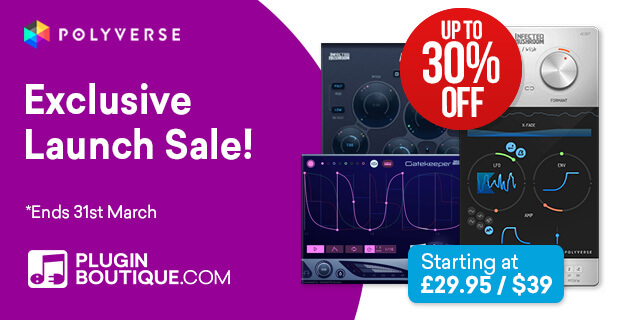 Polyverse Introductory Sale (Exclusive)