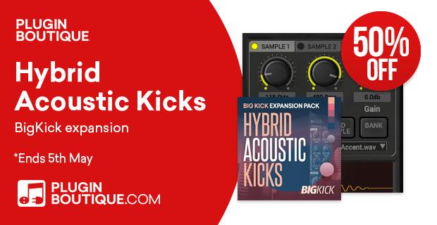 620x320 pluginboutique bigkick hybridkicks expansion 50 pluginboutique