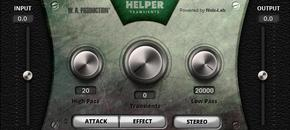 helper saturator vst
