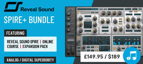 Reval sound spire  bundle plugin boutique 620