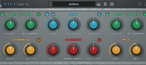 Audiothing miniverb