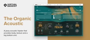 Plugin boutique ujam artwork vb mellow