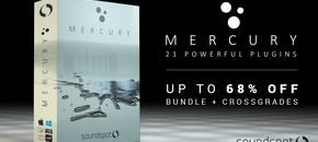 Soundspot mercury bundle vst sale homepage banner