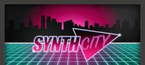 Aas synth city artwork pluginboutique