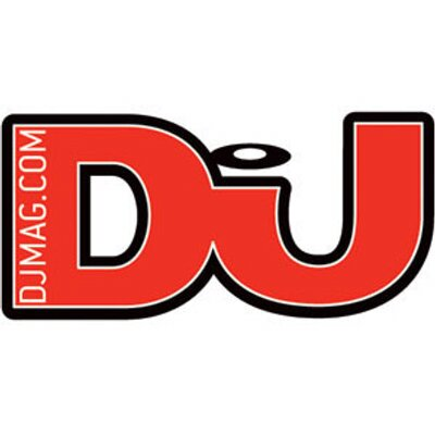 Dj mag logo red square 400x400